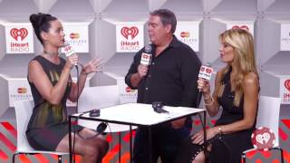 Кэти Перри, Katy Perry Talks to Elvis Duran in Las Vegas
