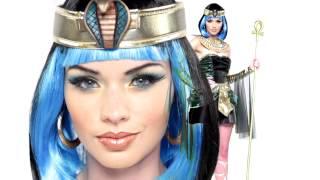 01271 Egyptian Goddess Womans Costume