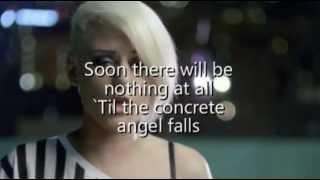 """ Gareth Emery feat Christina Novelli "" - Concrete Angel ( Lyrics )"
