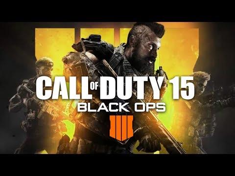 Call of Duty 15 : Black Ops 4 - videogamedunkey