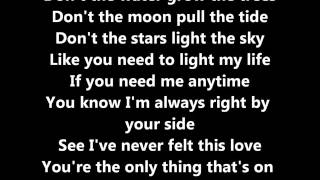 Austin Mahone-All i ever need lyrics