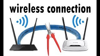 Tp link router / Bridge Two Router Wirelessly Using WDS Wireless Distribution System Settings