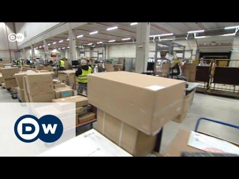 Sofa vom Postboten? - Möbel aus dem Internet   Made in Germany
