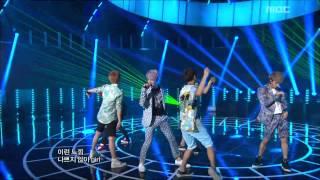 BEAST - Beautiful Night, 비스트 - 아름다운 밤이야, Music Core 20120901