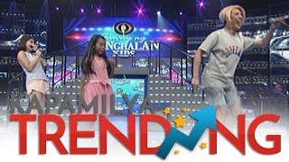 Vice Ganda vs. Anne Curtis in a Dancesport showdown