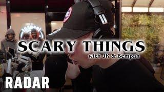 Chris Cash | Scary Things W DJ Bempah & JK