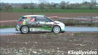 preview picture of video 'TAC Rally Tielt 2012 [HD]'