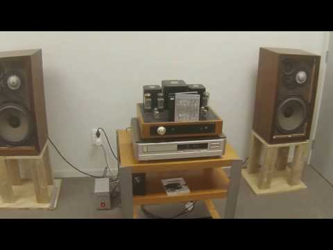 Review Vintage ACOUSTIC RESEARCH AR 3A Speakers