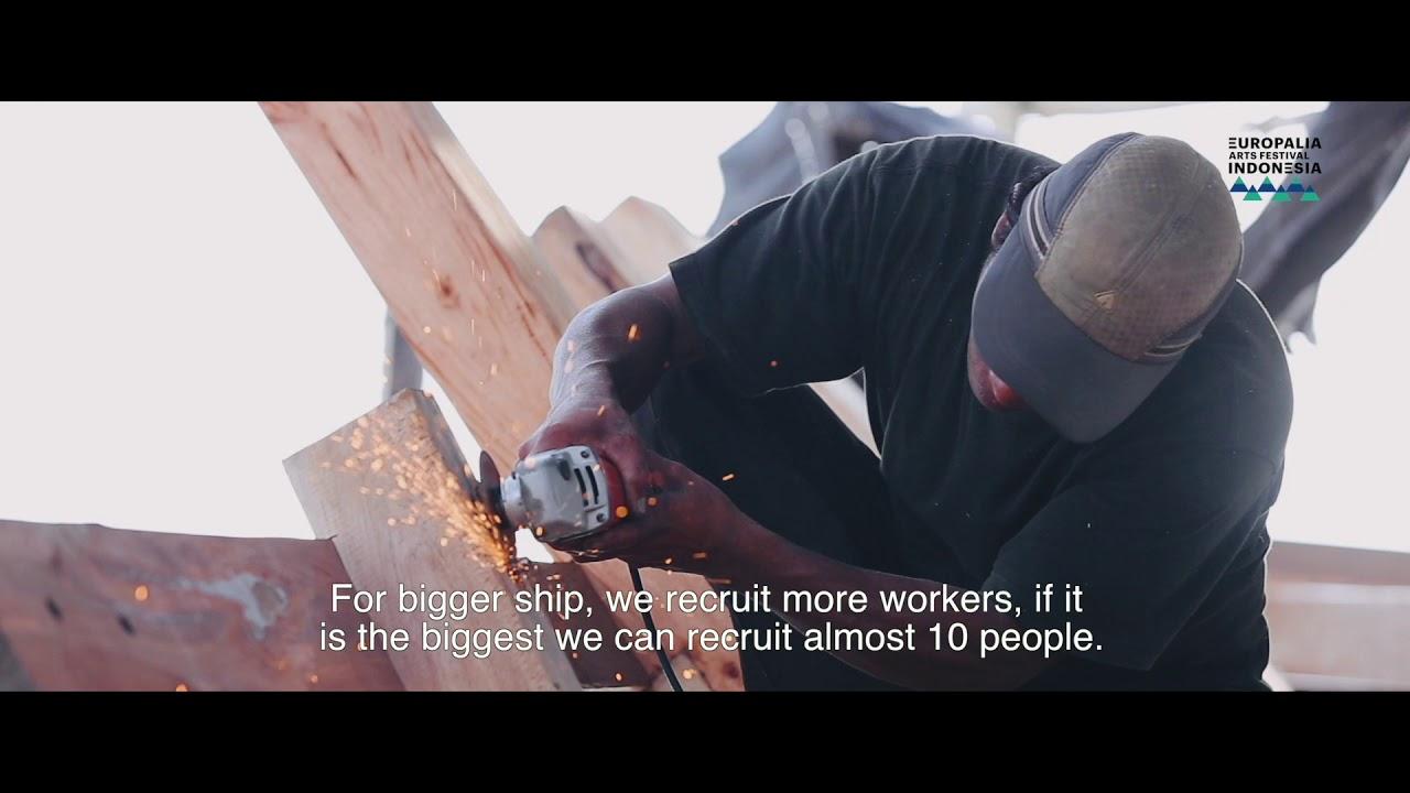 Wawancara dengan Pembuat Kapal Padewakang