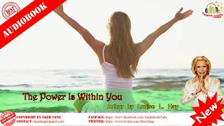 Louise L Hay The Power Is Within You Audiobook © JingLingda