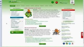 Заработок в интернете на SEO sprint Первые шаги регистрация ниже  видео в коментариях