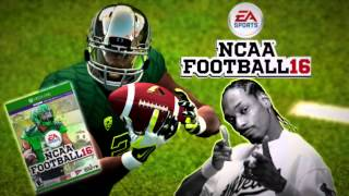 A Special Message From Snoop!   NCAA Football 16   Tico Vs Snoop Dogg Gameplay Teaser!