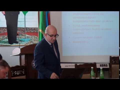 Avropa İttifaqının nümayəndə heyəti Mingəçevir Turizm Kollecini ziyarət etdi.11