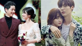 10 celebrity couples who got married after starring together in Dramas