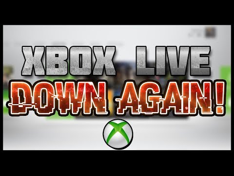 Download Xbox Live Down!!!! Mp4 HD Video and MP3