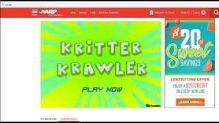 AARP games???? part 1