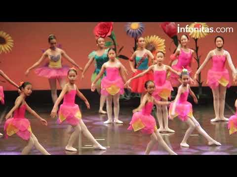 Aksi Sekolah Balet Namarina Dalam Pertunjukan Petualangan Tinker Bell