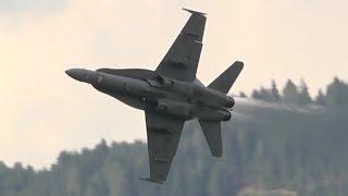 F/A-18 Hornet   THUNDERING AFTERBURNER