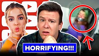 SO SCARY! Addison Rae Exposed, Duct-Taped To Seat, Euro 2021 Fallout, Tomi Lahren, Cuba Crackdown