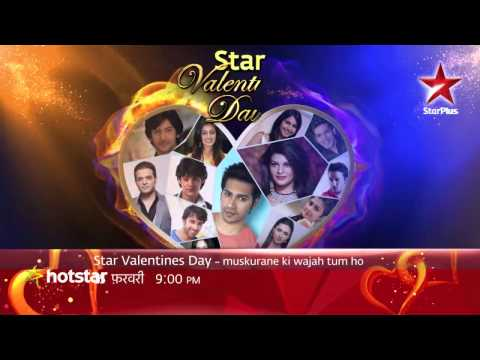 Star Valentines Day: Celebrate the day of love with your favourite stars!