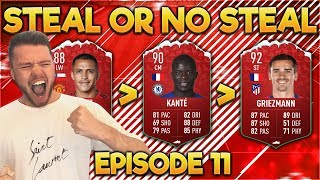 FIFA 19: STEAL OR NO STEAL #11