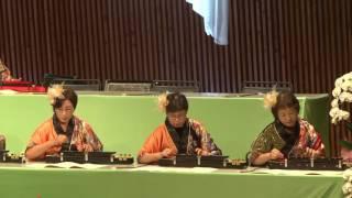 「ソーラン渡り鳥」第10回琴伝流シニアコンサートin軽井沢 大正琴演奏