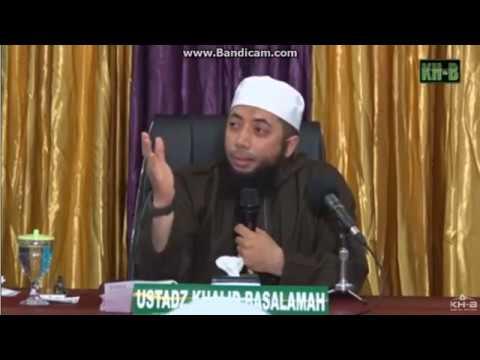 Video Tips dan trik hebat Menghafal Qur'an dengan cepat - Ust Khalid Basalamah