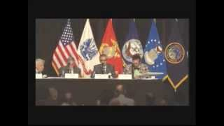 """""""Evolving Deterrence Concepts: Past, Present & Future"""", at Annual Deterrence Symposium"""