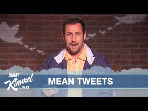 Celebrity čtou urážlivé tweety #3