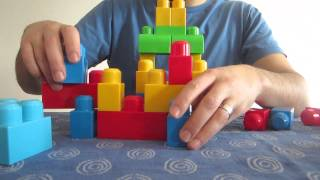 CASTLE - Mega Bloks - First Builders