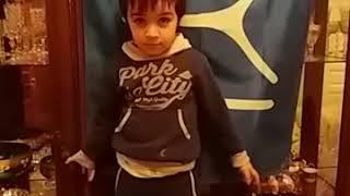 Diriliş Ertugrul sevdalısı Azeri çocuk