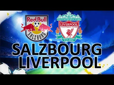 Live Talk🎙️ SALZBOURG - LIVERPOOL   Champions League  Commentary // © RAPH FOOTBALL