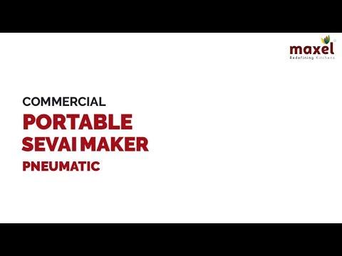 Portable Sevai Maker - Pneumatic