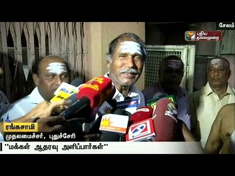 Pondy-people-will-vote-NR-Congress-to-power-again-Rangaswamy