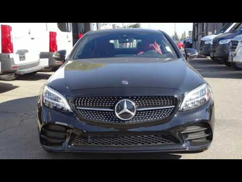 New 2020 Mercedes-Benz C-Class San Francisco San Jose, CA #20-0676