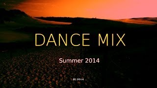(B) DANCE MIX Summer 2014 News!