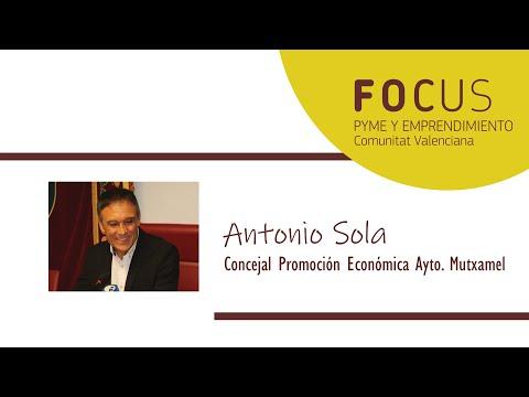 Entrevista a Antonio Sola en Focus Pyme y Emprendimiento L´Alacantí 2019[;;;][;;;]