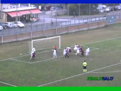 Preview video REGGIANA-FERALPISALO´ 2-2 (Berretti)