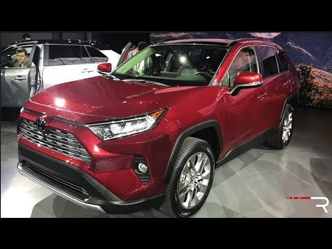 2019 Toyota RAV4 – Redline: First Look – 2018 NYIAS
