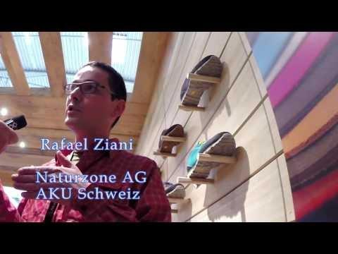 AKU Trekking Schuhe. Gespräch mit Rafael Ziani, Geschäftsführer von naturzone.ch