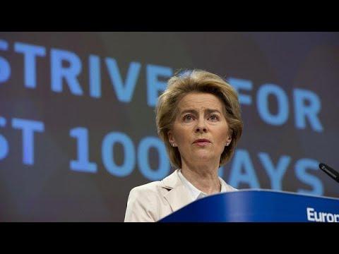 Φον ντερ Λάιεν: Αναστέλλονται οι κανόνες δημοσιονομικής πειθαρχίας…