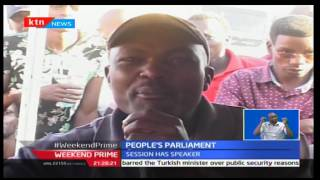 Kitengela residents vet aspiring members of the County assembly before the August polls