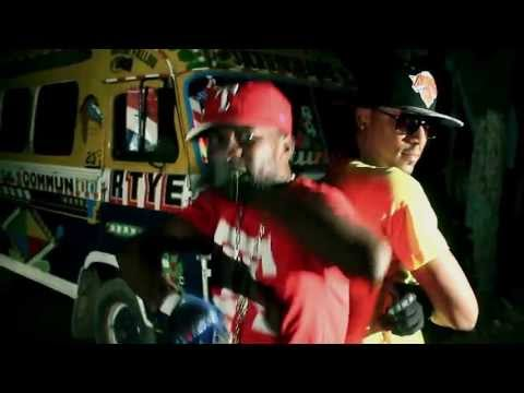 Supa Ced - Talent day faye feat Book's Sen Kumpe [2013 Official Music Video]