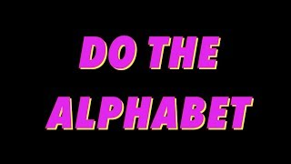 THE NEW ALPHABET SONG - Beatbox and Rap