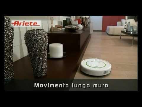 Robottolmuimeja Ariete 2711