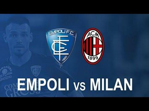 Empoli vs AC Milan   Highlight All Goal   Seri A 2018 - Full HD