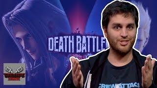 Sephiroth vs Vergil Questions Answered | DEATH BATTLE Cast