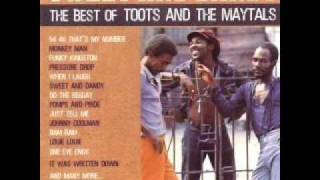 The Toots & The Maytals - I Need Your Love