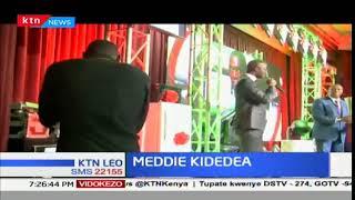 Meddie Kagere atunukiwa tuzo la mchezaji bora