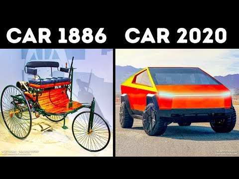From 1886 to 2020: How Cars Changed Our World